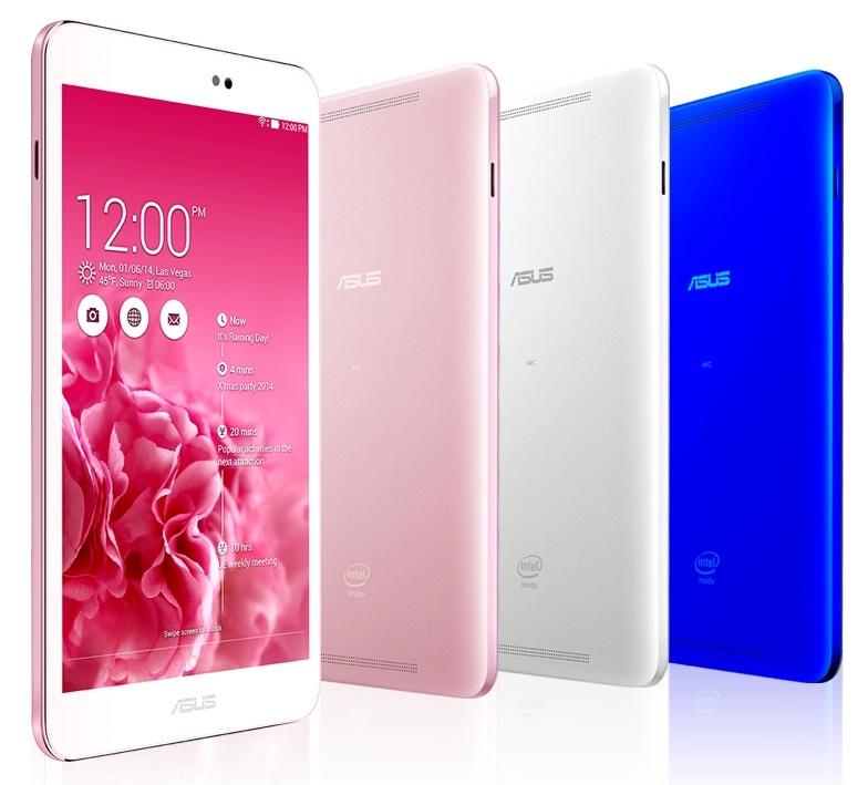 ASUS MEMO Pad 8 topo ASUS MeMO Pad 8, o tablet LTE mais leve do mundo