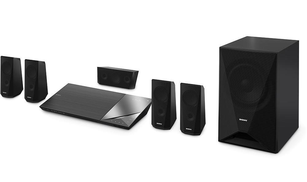 Sony BDV N5200W Sony lança no Brasil os novos Home Theaters BDV N5200W e HT M77