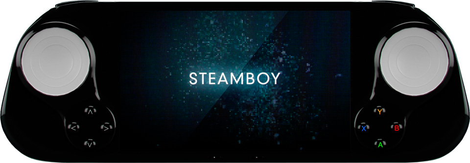 e3 2014 steamboy1 Steamboy será a primeira Steam Machine portátil