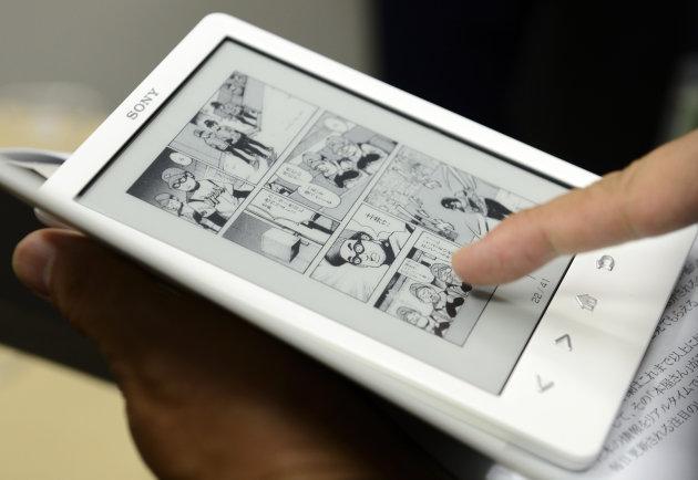 181724363 Sony abandona o mercado de e readers na Europa