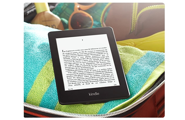 kindle paperwhite Amazon aumenta a capacidade de armazenamento do Kindle Paperwhite