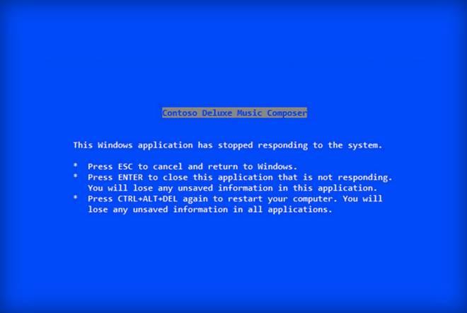 20140904112627 Steve Ballmer é o autor do texto da tela azul da morte