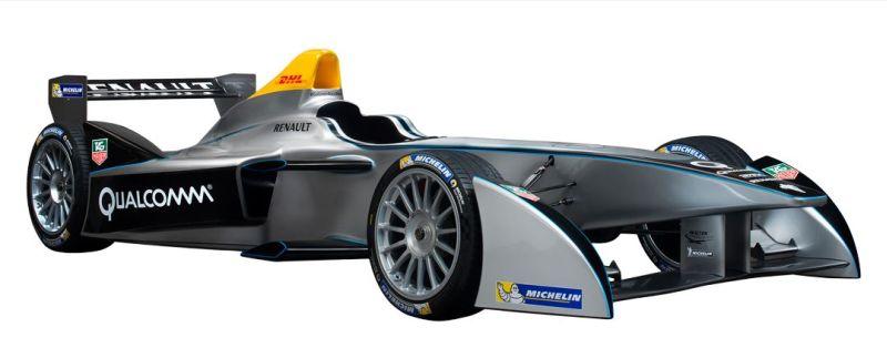 formula e car Qualcomm Brasil apresenta tecnologias usadas na Fórmula E