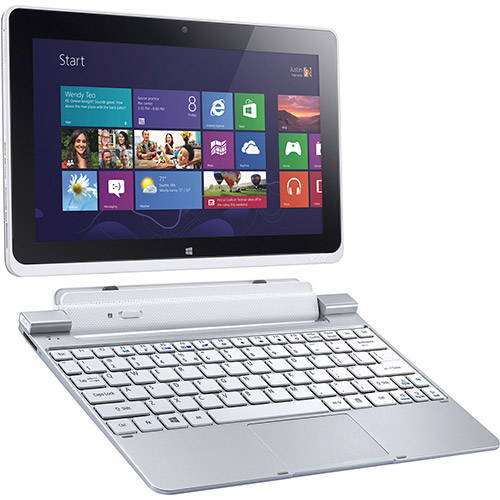 120094152 1GG Dicas de Compras | Notebook 2 em 1 Acer W510 1408, por R$ 1.295