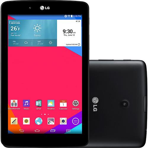120109246 1GG Black Night 2014 | Tablet LG G Pad V400 8GB Wi Fi Tela 7, por R$ 349