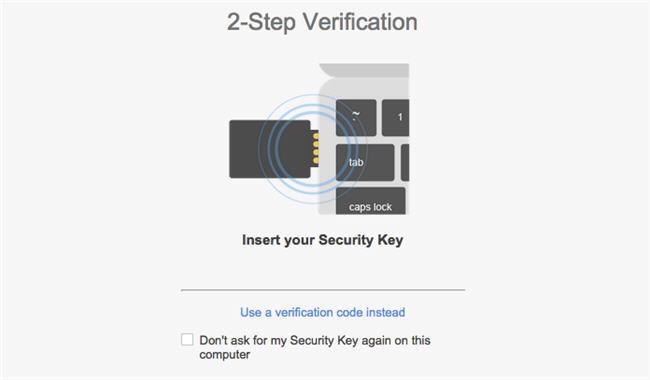650 1000 google security key Google Security Key, a verificação em dois passos via pendrive