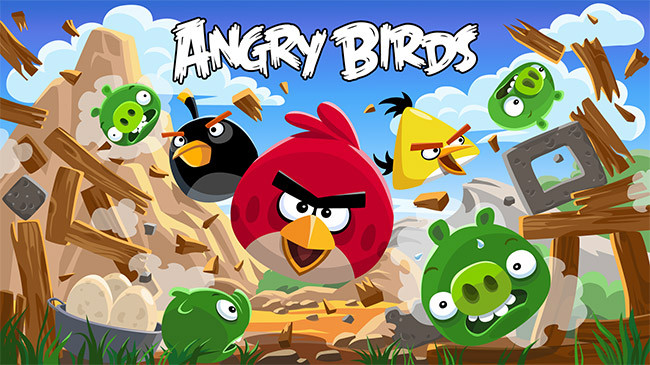 angry birds O Angry Birds não é mais uma mina de ouro para a Rovio