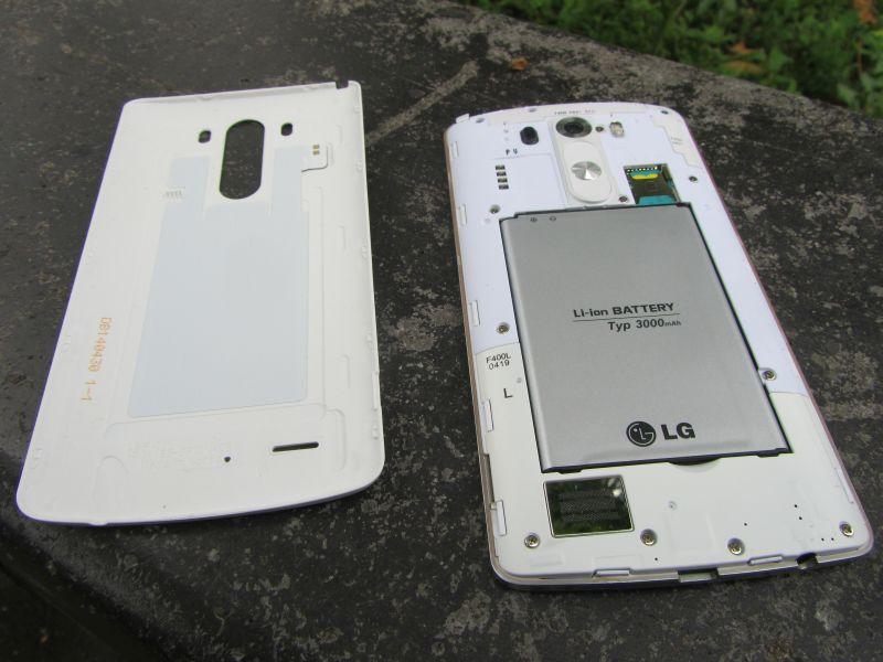 lg g3 battery Uma bateria com recarga ultrarrápida, com durabilidade de 10 mil ciclos