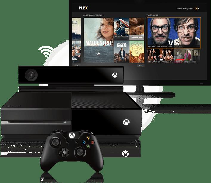 plex xbox one Plex chega ao Xbox 360 e Xbox One