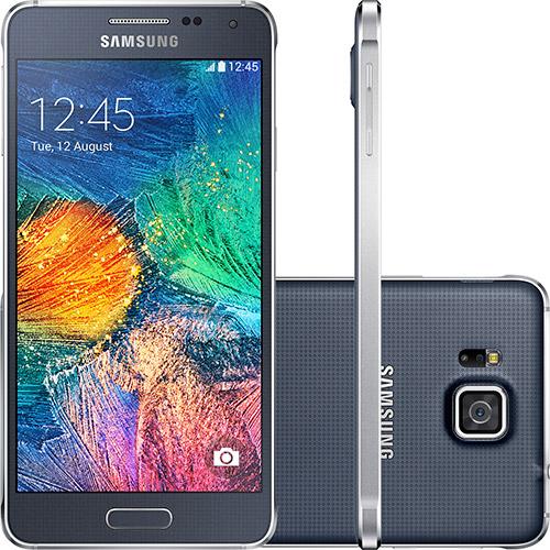 samsung galaxy alpha 01 Samsung Galaxy Alpha começa a ser vendido no Brasil, por R$ 2.199