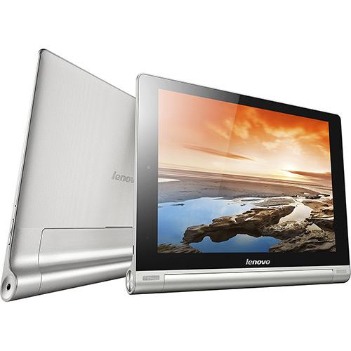119417073 1GG Dicas de Compras | Tablet Lenovo Yoga 16GB Wi fi Tela IPS 10.1, por R$ 719