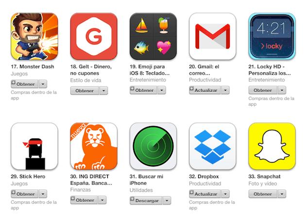 app store obtener Apple App Store retira a palavra grátis dos seus aplicativos gratuitos, para evitar problemas
