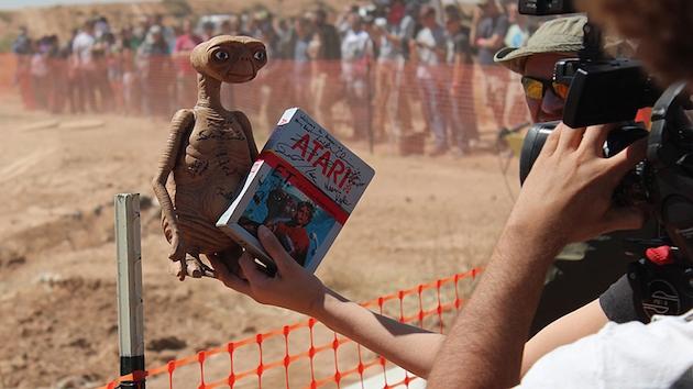 et atari warshaw fullbleed Você já pode assistir ao documentário Atari: Game Over