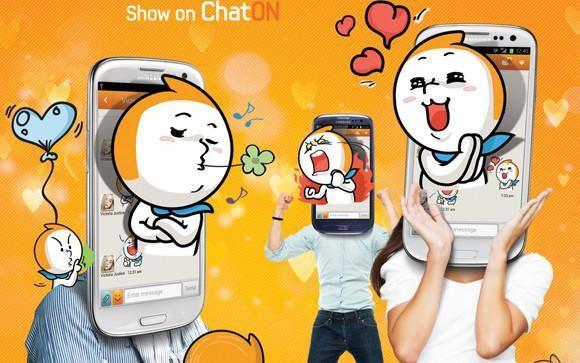 650 1000 650 1000 chaton1 Samsung encerra o ChatON em 1 de fevereiro de 2015... menos nos EUA