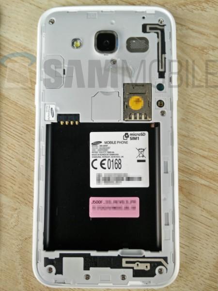 Samsung Galaxy J5-03