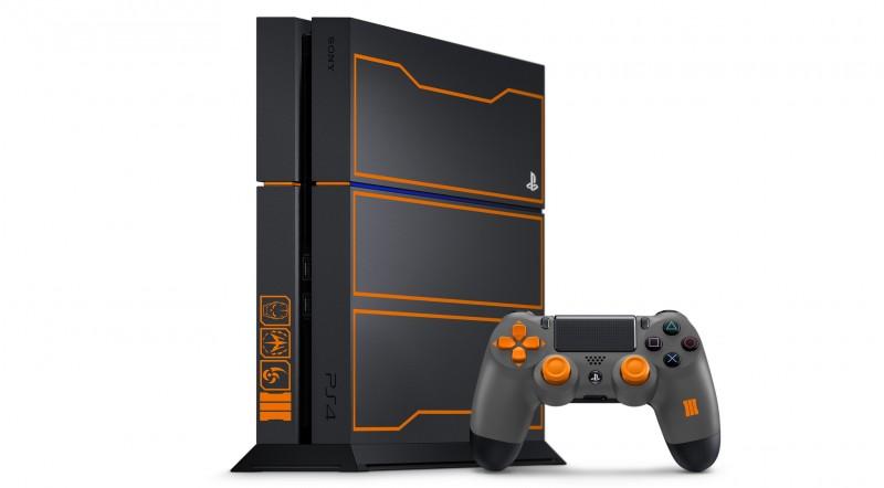 COD Black Ops III-PS4