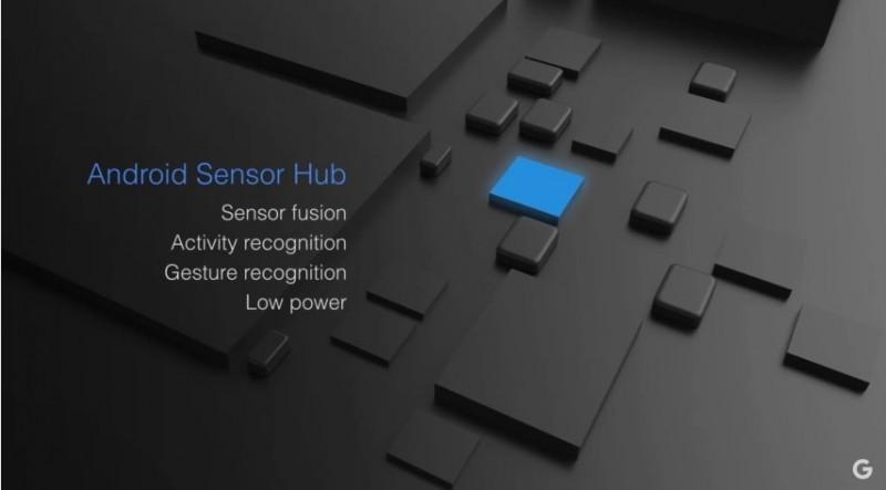 android-sensor-hub