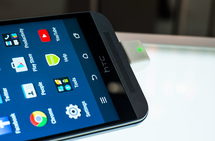 HTC One M9-02