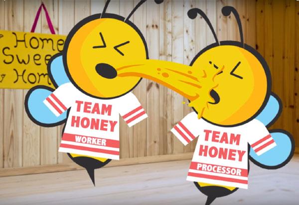 miel-vomito-abeja