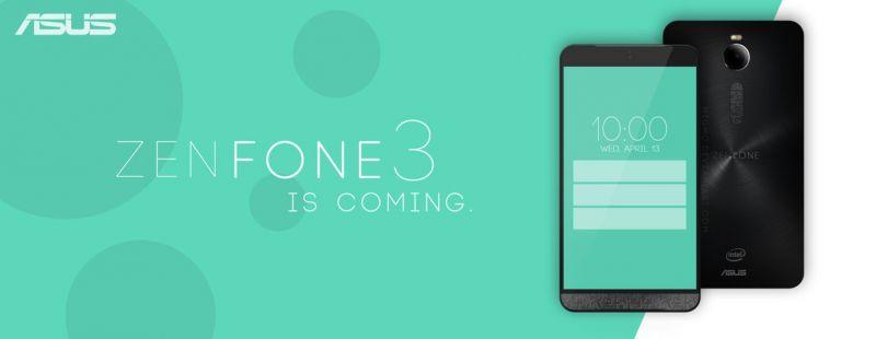 ASUS ZenFone 3-teaser