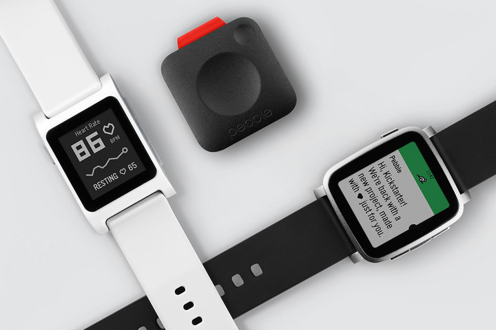 Pebble 2 e Pebble Time 2