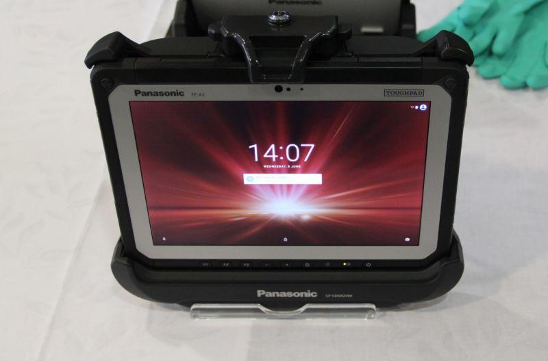 Panasonic ToughPad FZ-A2-03
