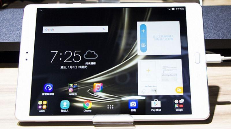 Android ZenPad 3S