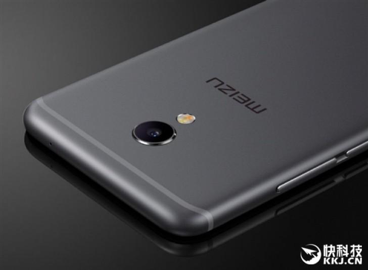 Meizu MX6 render