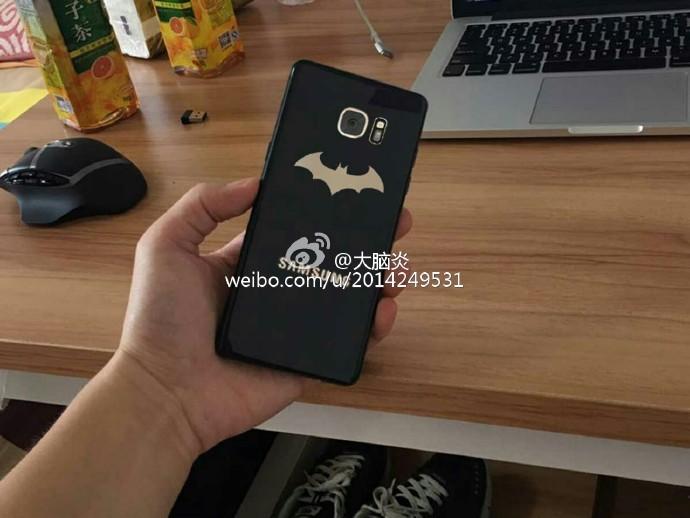 Samsung Galaxy Note 7 Edición Injustice