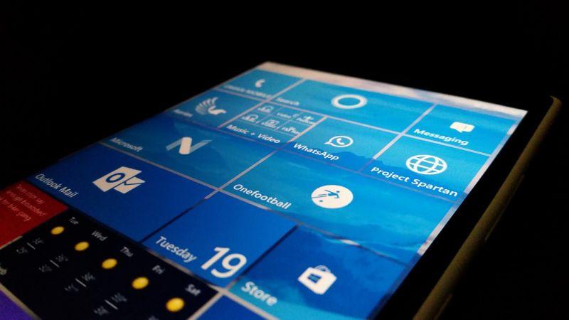 Windows 10 Mobile Anniversary Update 02