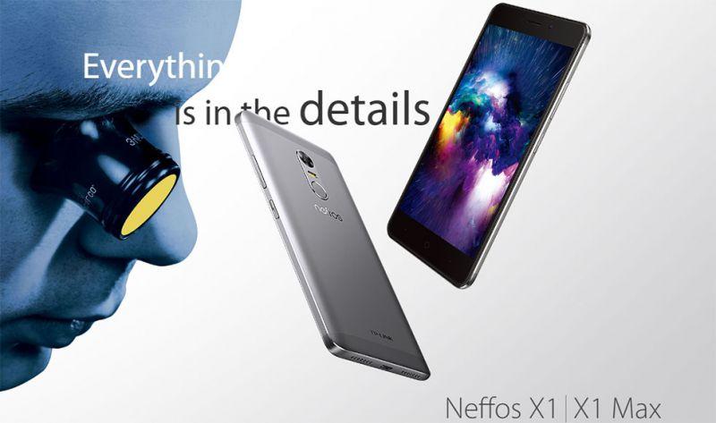 TP-LINK Neffos X1 y Neffos X1 Max 02