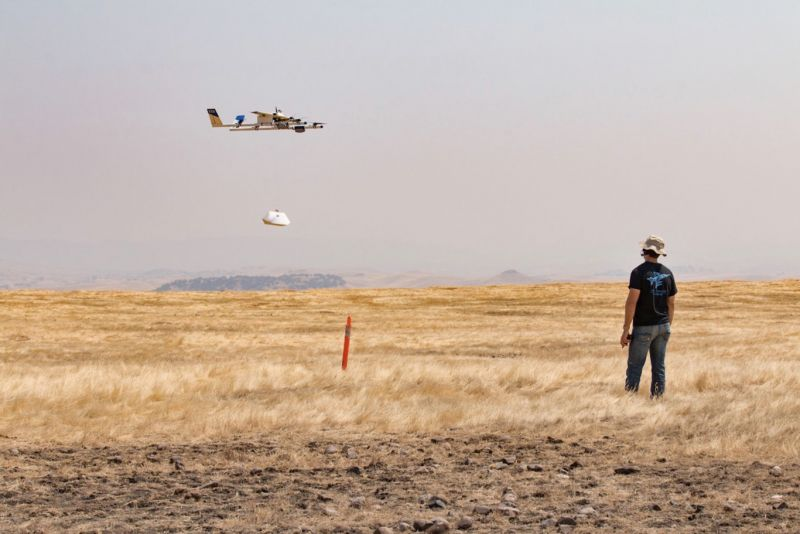 drones-google