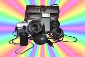 Tari's erste Kamera