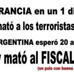 Meme sobre el fiscal Nisman