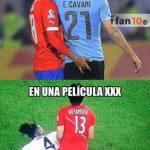 Meme sobre la Copa America 2015