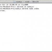 Node.JS, Cloud9, Express, and a Great Blog