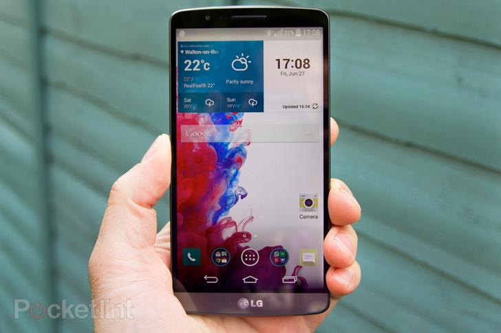 هاتف إل جي جي 3