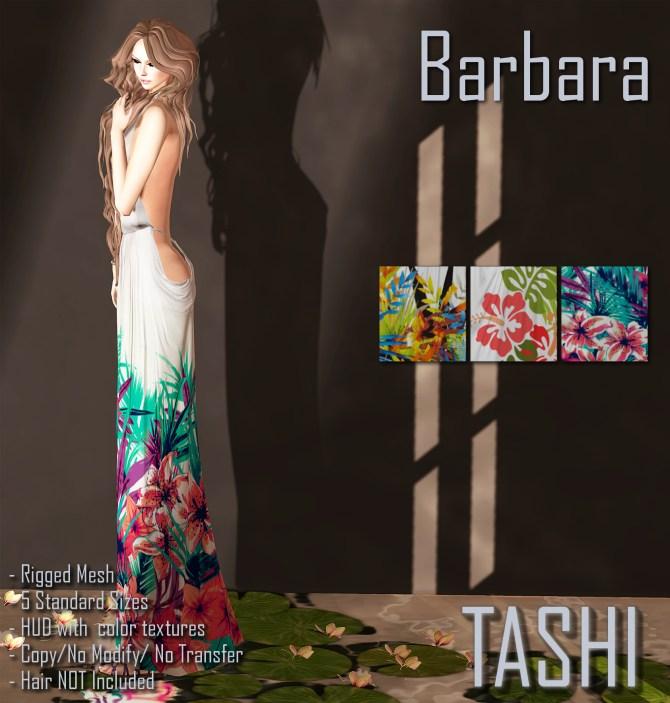 TASHI Barbara