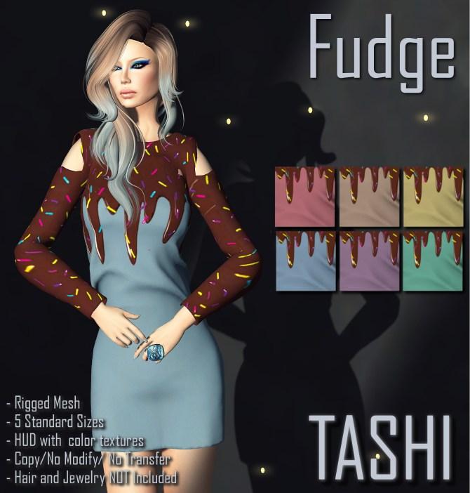 TASHI Fudge
