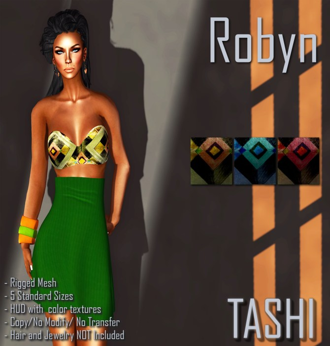 TASHI Robyn