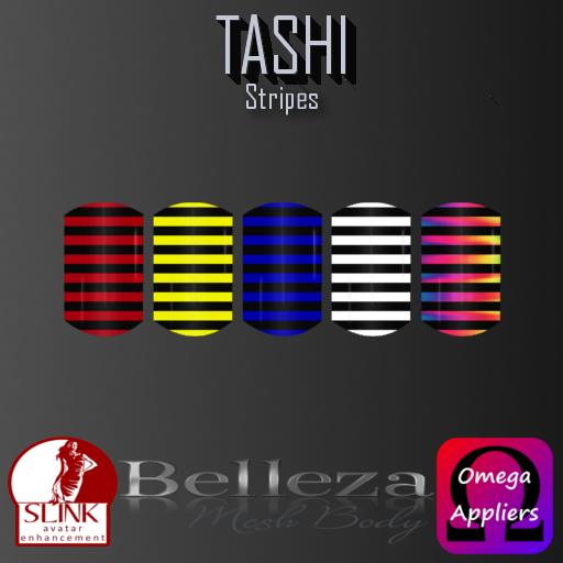 Tashi Stripes