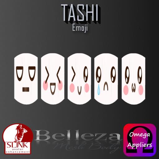 TASHI Emojis