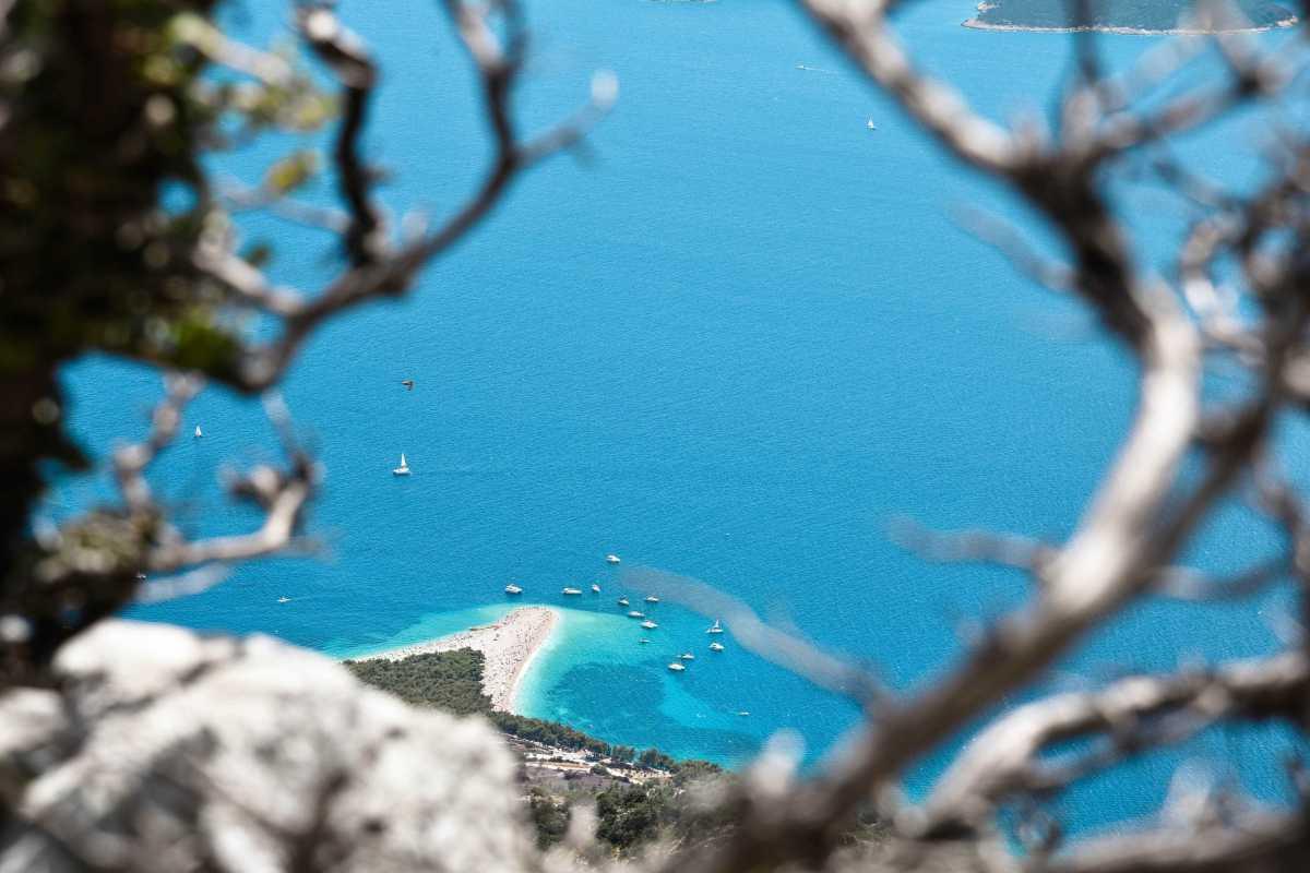 Magiczna siódemka, czyli lista siedmiu najpiękniejszych plaż w Chorwacji.