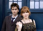 Donna Noble Doctor Who Tardis picture