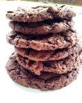 Easy Chocolate Yogurt Cookies