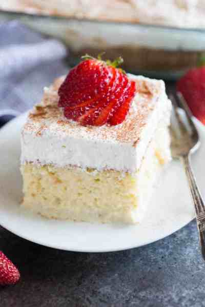 Tres Leches Cake Recipe - Tastes Better From Scratch