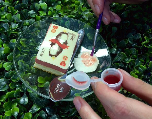 Queen of Hearts  High Tea in Wonderland MIF