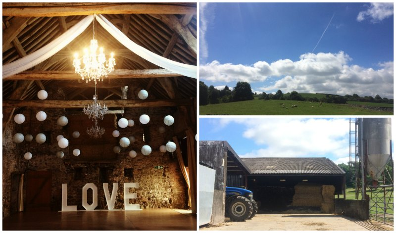 park house barn venue