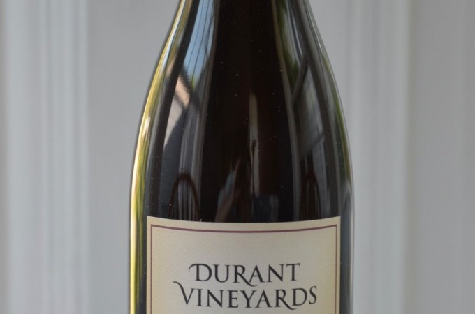 Durant Vineyards 2013 La Paloma Pinot Noir