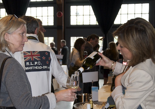 New Zealand Wine Fair at the Roundhouse